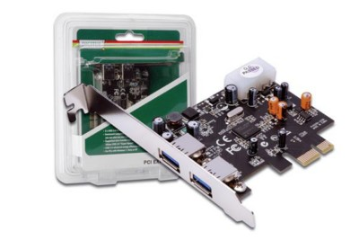 CONTROLLER PCI 2P USB 3.0 (DS-30220)