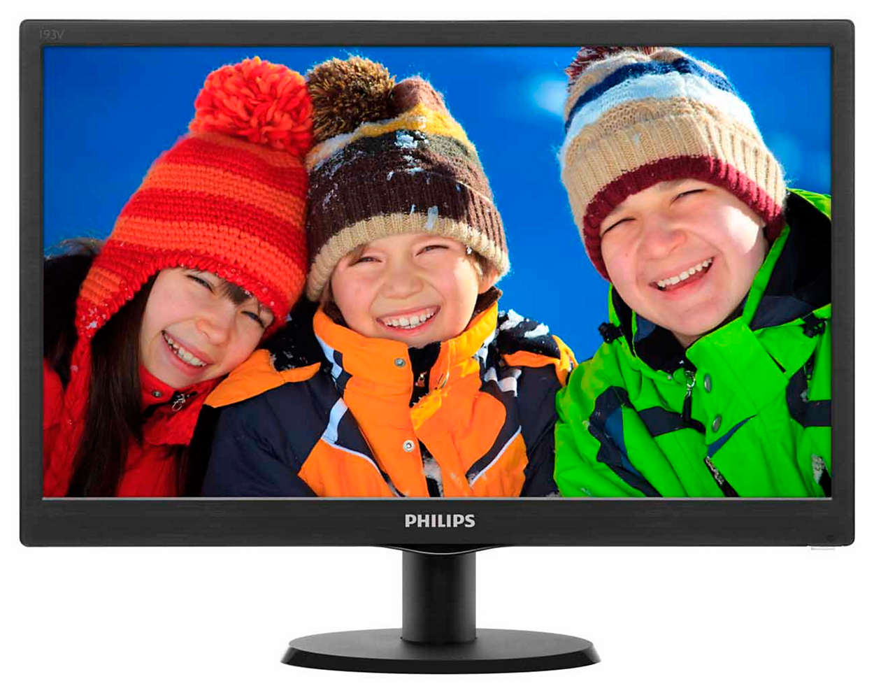 "MONITOR 19"" 193V5LSB2 LED"