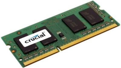 MEMORIA SO-DDR3 8 GB PC1600 MHZ (1X8) (CT102464BF160B)