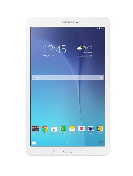 """TABLET GALAXY TAB E T561 9.6"""" (SM-T561NZWAITV) 3G BIANCO"""