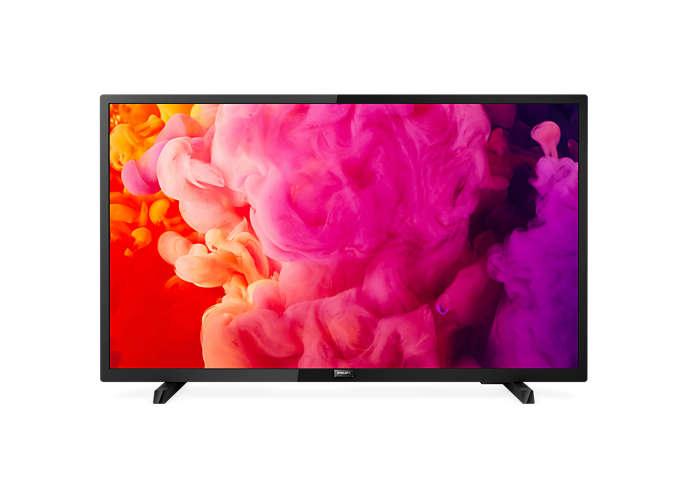 """TV LED 32"""" 32PHS4503/12 DVB-T2"""