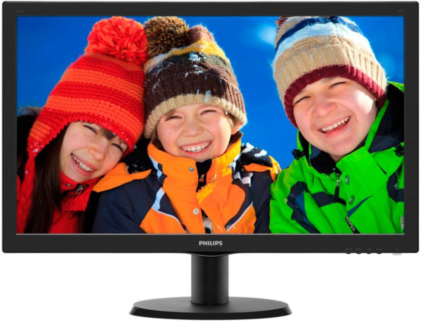 "MONITOR 24"" 243V5LHSB LED FULL HD"