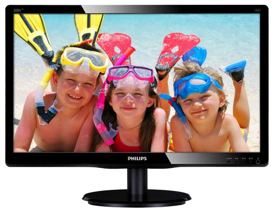 "MONITOR 20"" 200V4LAB2 LED MULTIMEDIALE"