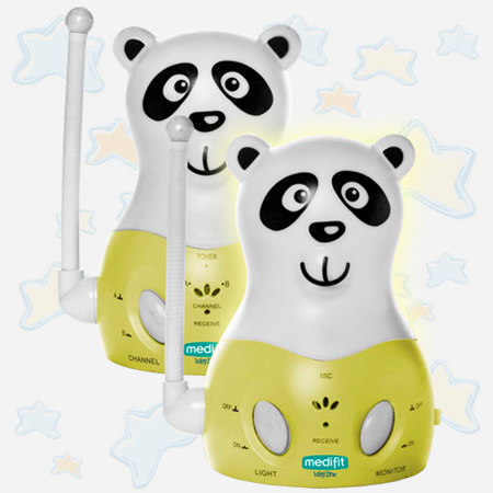 BABY MONITOR MEDIFIT MD-609