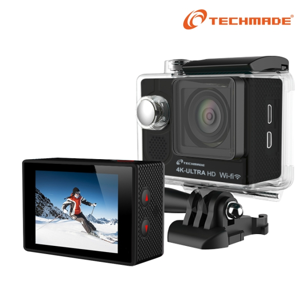 VIDEOCAMERA DIGITALE TM-JS108-4K ULTRA HD
