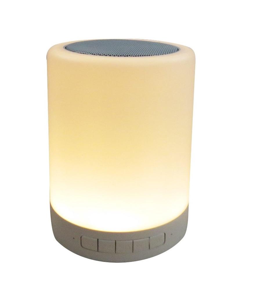 LAMPADA DA COMODINO LT 816 CON MP3