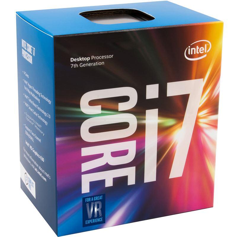 CPU CORE I7-7700 1151 BOX