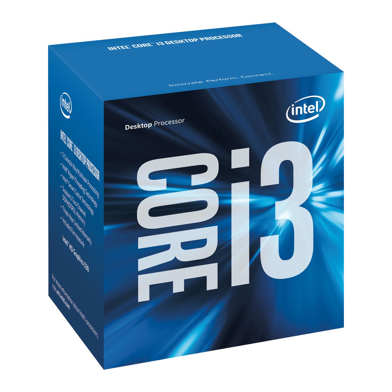 CPU CORE I3-7100 1151 BOX 3.9 GHZ