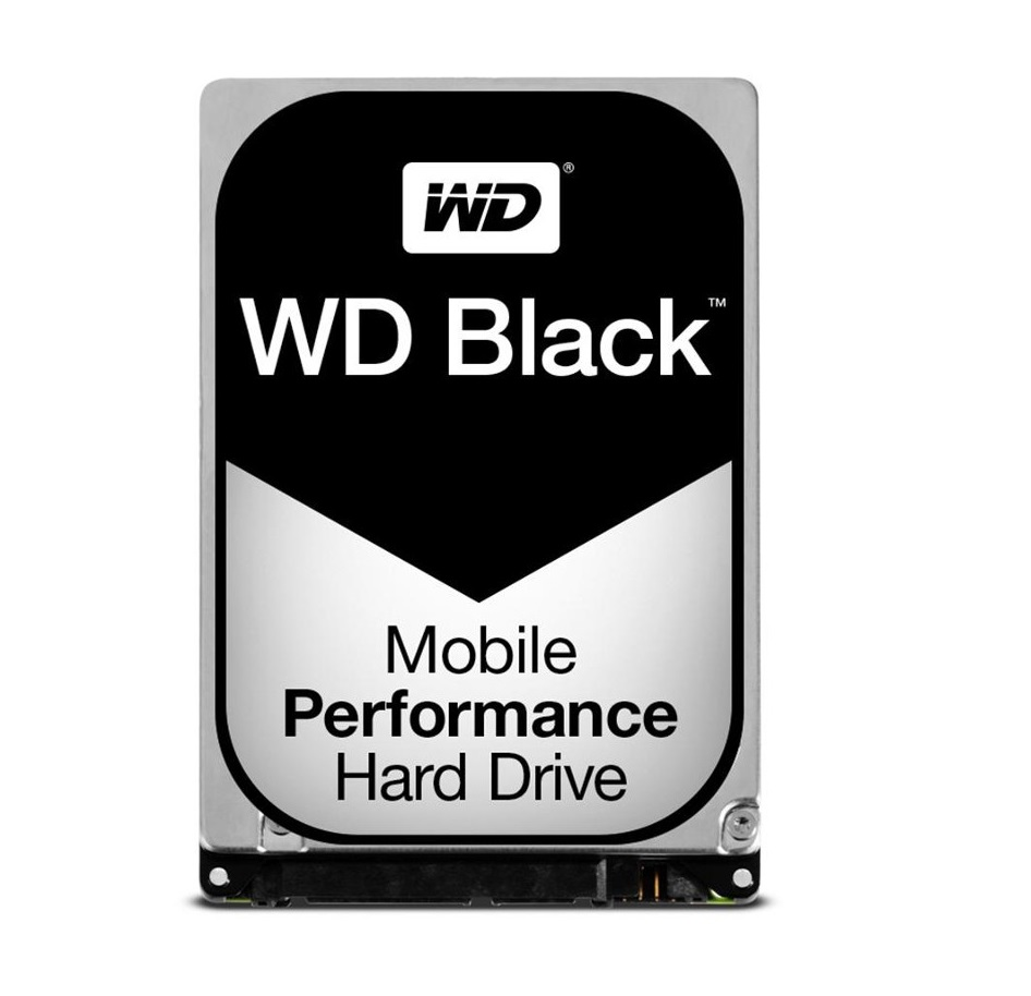 """HARD DISK BLACK 1 TB 2,5"""" PER NOTEBOOK SATA 3 (WD10JPlX)"""