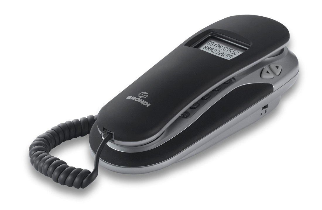 Telefoni fissi e cordless - Telefono fisso design ...