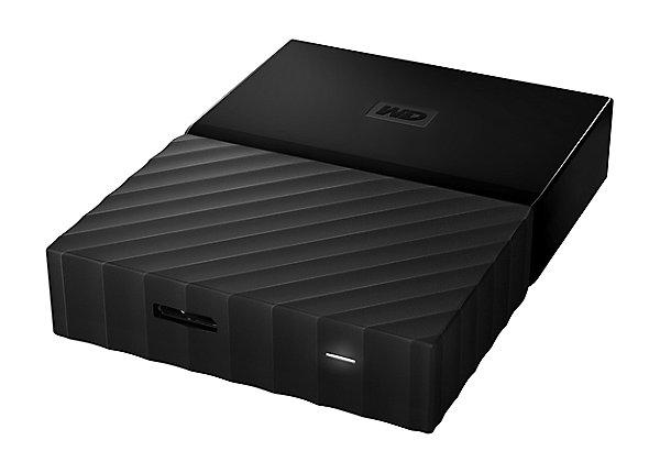 "HARD DISK 1 TB ESTERNO MY PASSPORT USB 3.0 2,5"" NERO (WDBYNN0010BBK-WESN)"