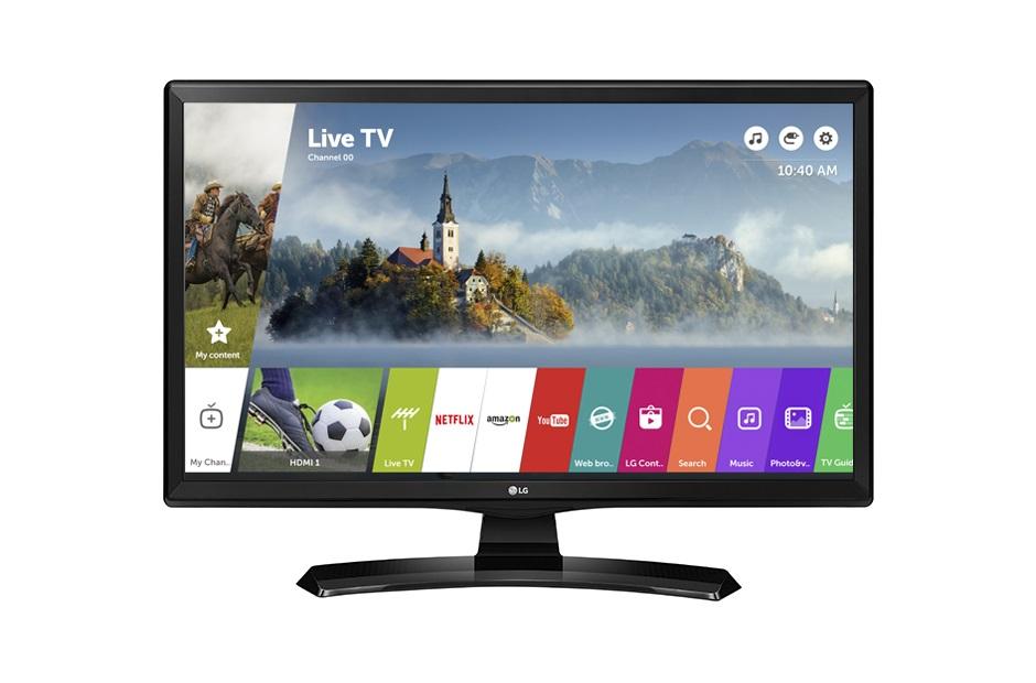"TV LED 24"" 24MT49S DVB-T2 SMART TV WIFI"