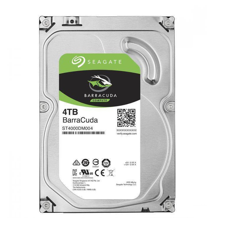 "HARD DISK BARRACUDA 4 TB SATA 3 3.5"" (ST4000DM004)"