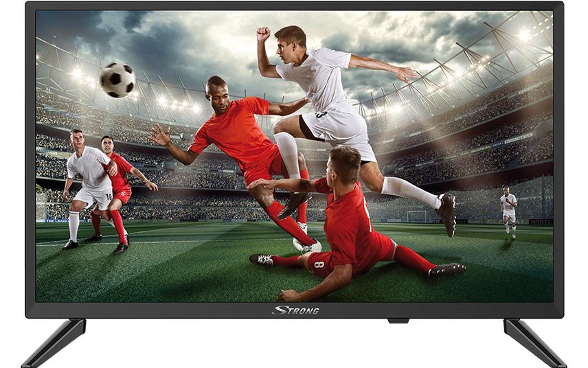 """TV LED 24"""" SRT 24HZ4003NW DVB-T2 HOTEL NERO"""