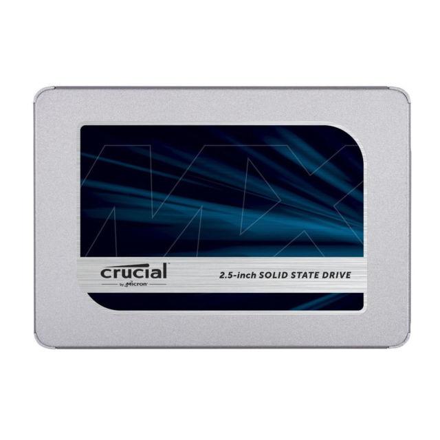 """HARD DISK SSD 250GB MX500 2.5"""" SATA 3 (CT250MX500SSD1)"""