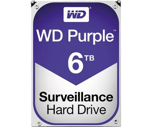 "HARD DISK PURPLE 6 TB SATA 3 3.5"" (WD60PURZ)"