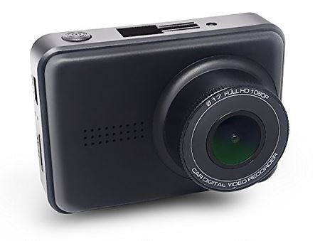 CAMERA CAR/DASH CAM LTCAM02