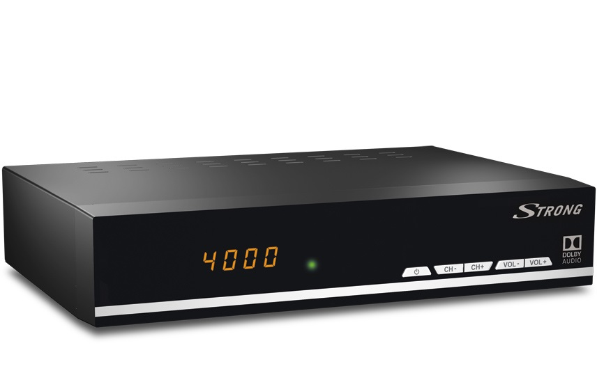 DECODER SATELLITARE SRT7007 DVB-S2