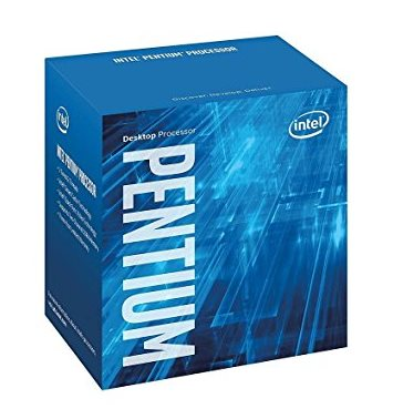 CPU PENTIUM G4560 1151 BOX 3.5 GHZ (BX80677G4560)