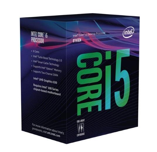CPU CORE I5-8600K 1151 BOX