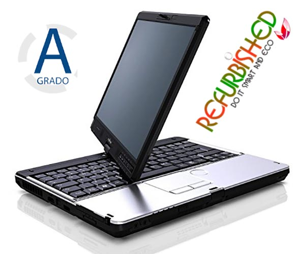 "NOTEBOOK LIFEBOOK T901 TOUCHSCREEN CORE I5 13.3"" - WINDOWS 7 PRO - RICONDIZIONATO - GAR. 12 MESI"