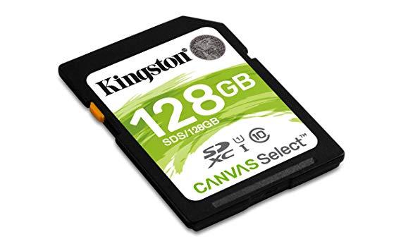 SECURE DIGITAL 128 GB (SDS/128GB) CLASS10 UHS-I U1
