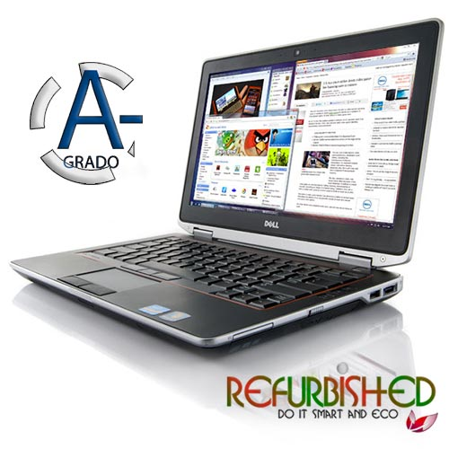 "NOTEBOOK LATITUDE E6320 CORE I5 13.3"" WINDOWS 7 PRO - RICONDIZIONATO - GAR. 12 MESI"