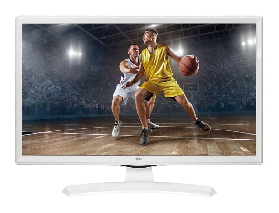 """TV LED 28"""" 28TK410V-WZ DVB-T2 BIANCO"""