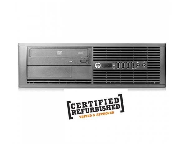 PC 8200 INTEL CORE I3-2100 4GB 250GB WINDOWS 7 PRO - RICONDIZIONATO - GAR. 12 MESI