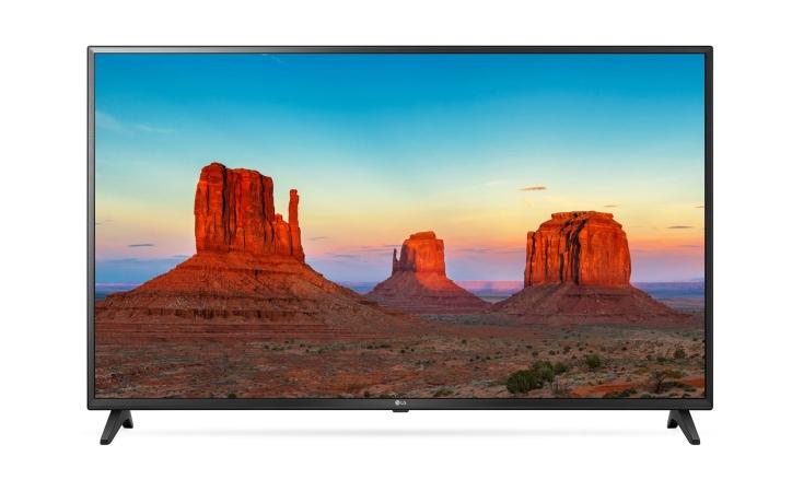 """TV LED 43"""" 43UK6200 ULTRA HD 4K SMART TV WIFI DVB-T2"""
