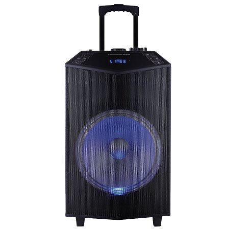 CASSA AUDIO MUSICBOX X150 150W (M-TRSPX150) BLUETOOTH TROLLEY