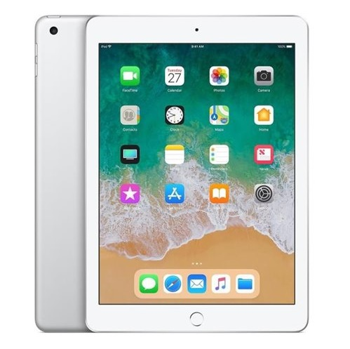 TABLET IPAD 2018 MR6P2TY/A 32GB WIFI + CEL SILVER