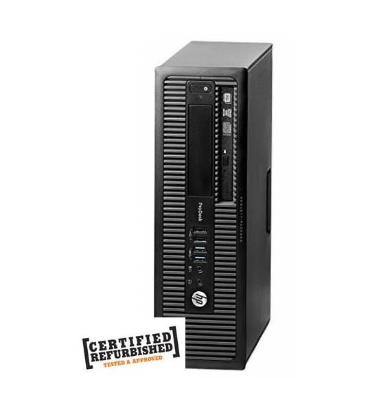 PC 800 G1 SFF INTEL CORE I7-4770 500GB - RICONDIZIONATO - GAR. 12 MESI