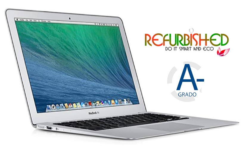 "NOTEBOOK MACBOOK AIR INTEL CORE I5 8GB 256GB 13.3"" - MAC OS - RICONDIZIONATO - GAR. 12 MESI"