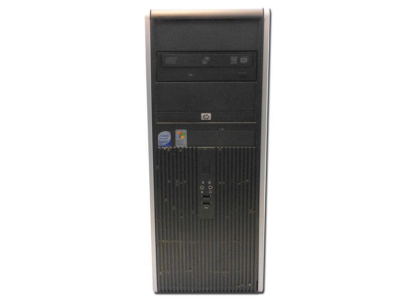 PC DC7800 CMT INTEL CORE2 DUO E6550 2GB 80GB DVD - RICONDIZIONATO - GAR. 12 MESI