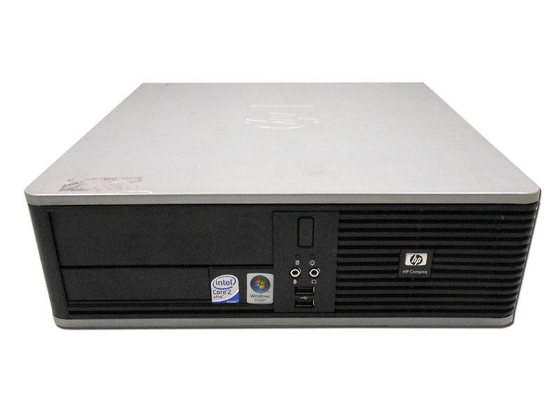 PC DC7800 SFF INTEL CORE2 DUO E4500 2GB 80GB - RICONDIZIONATO - GAR. 12 MESI
