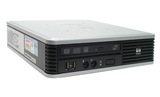PC DC7800 USDT INTEL CORE2 DUO E6550 2GB 80GB DVD - RICONDIZIONATO - GAR. 12 MESI