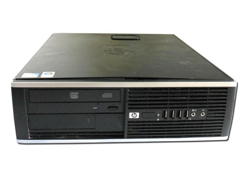 PC 6000 PRO SFF INTEL CORE2 DUO E7500 2GB 160GB DVD - RICONDIZIONATO - GAR. 12 MESI
