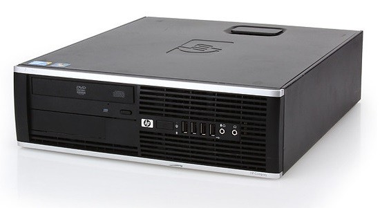 PC 6005 PRO MT AMD ATHLON X2 4GB 300GB - RICONDIZIONATO - GAR. 12 MESI