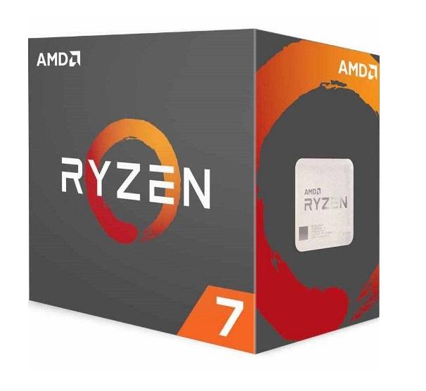 CPU RYZEN 7 1700X AM4 3.4 GHZ