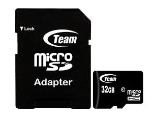 TRANS FLASH 32 GB (TUSDH32GCL1003) CLASS 10