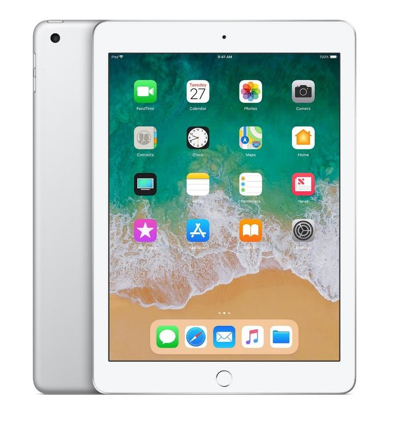 TABLET IPAD 2018 MR7G2TY/A 32GB WIFI SILVER