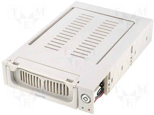 """BOX ESTRAIBILE PER HARD DISK 3,5"""" SATA (DA50214)"""