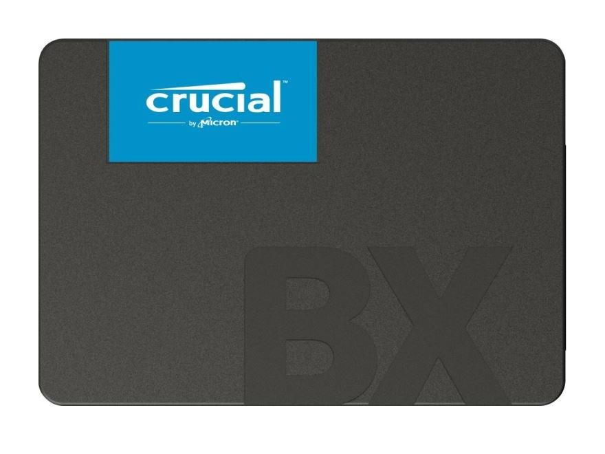 """HARD DISK SSD 120GB BX500 2.5"""" SATA 3 (CT120BX500SSD1)"""