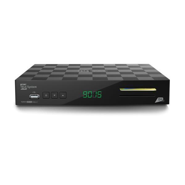 DECODER SATELLITARE TIVUSAT TS9015 DVB-S/S2
