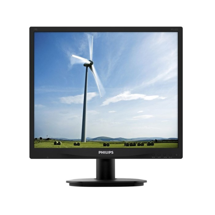 """(OUTLET) MONITOR 19"""" 19S4QAB LED MULTIMEDIALE"""
