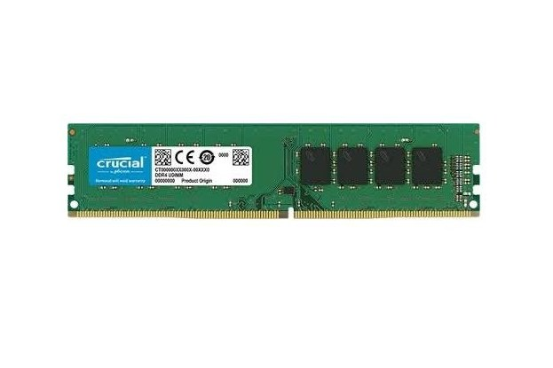 MEMORIA DDR4 16 GB PC2666 MHZ (1X16) (CT16G4DFD8266)