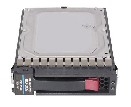"""HARD DISK 500 GB PROLIANT SATA 3.5"""" (458928-B21) RICONDIZIONATO"""