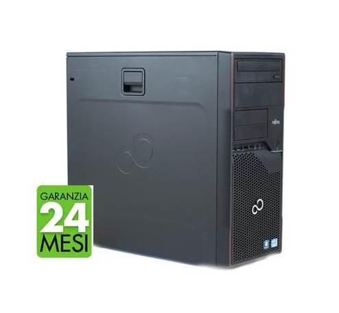 PC FUJITSU P710 MT INTEL CORE I5-3470 4GB 240GB SSD WINDOWS 10 PRO - RICONDIZIONATO - GAR. 24 MESI